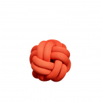 Knot Prydnadskudde Tomato Red