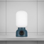 Plug Lamp Bordslampa Svart