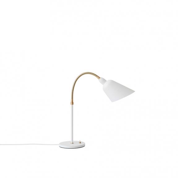 Bellevue Bordslampa AJ8 White & Brass