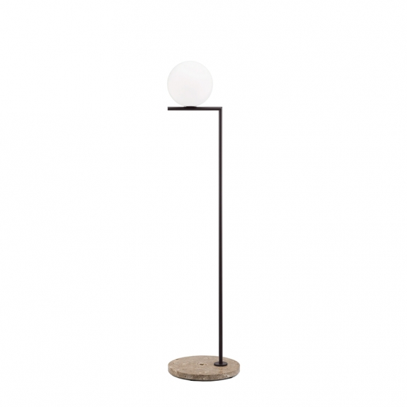 IC Lights F1 Outdoor Golvlampa Deep Brown/Travertino Imperiale i gruppen Belysning / Utomhus / Golvlampor hos Växjö Elektriska (F012A01C018)
