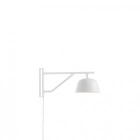 Ray SvartMässing Vägglampa | Vägglampa, Lampor, Sänglampa