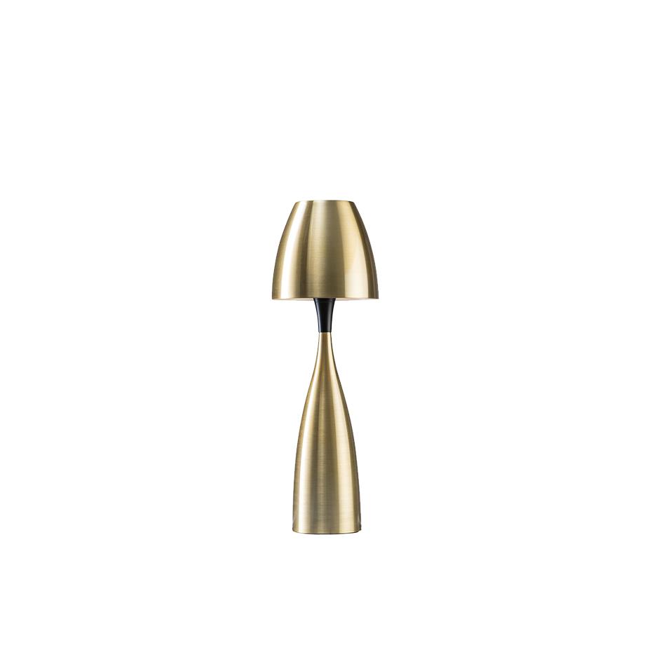 Anemon LED Bordslampa Mellan Mässing