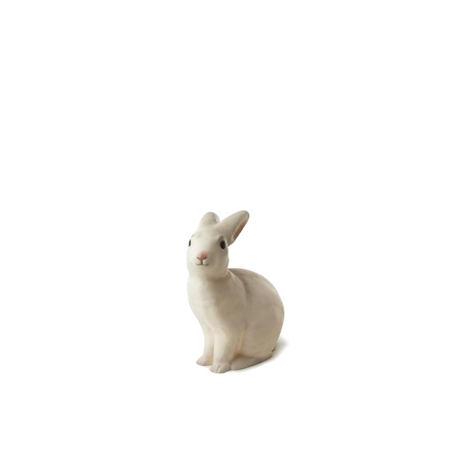 Leklyckan Bordslampa Kanin Vit | Barnrummet Belysning