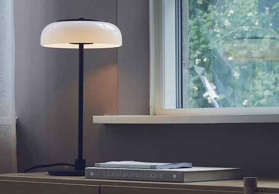Blossi bordslampa