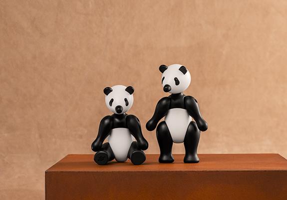 panda kay bojesen