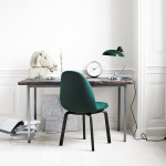 Kaiser Idell 6631 Bordslampa Dark Green