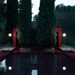 IC Lights F1 Outdoor Golvlampa Deep Brown/Travertino Imperiale